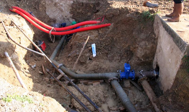 Adduction eau potable mtp ph mechin for Prix forage eau potable